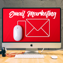 Campanha de Email Marketing (com mailing) 10.000 disparos