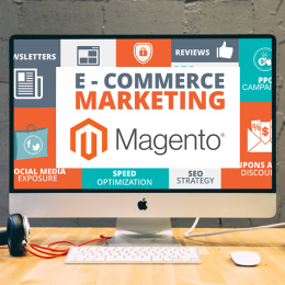 E-Commerce (Plataforma Magento)